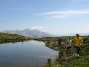 See Gennesareth auf der Alp