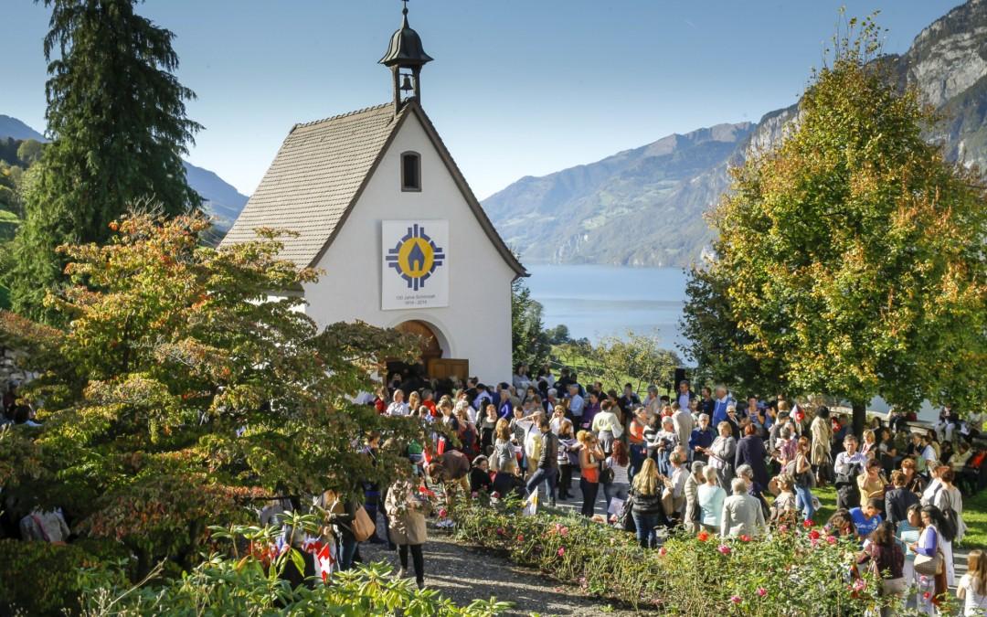 Heiligtumsfest Quarten