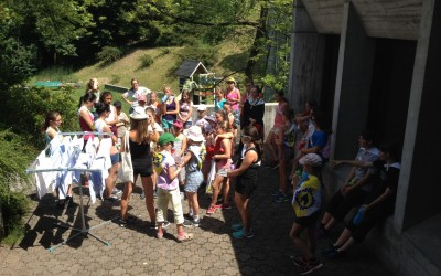 2. Sommerlager in Quarten