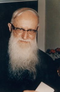 Gründer Pater Josef Kentenich