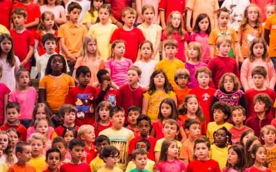 Neue christliche Mundartlieder singen