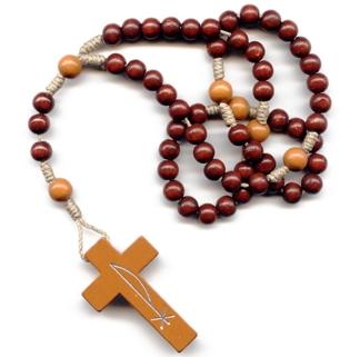 «Perlen im Alltag» Rosenkranz knüpfen – Quarten
