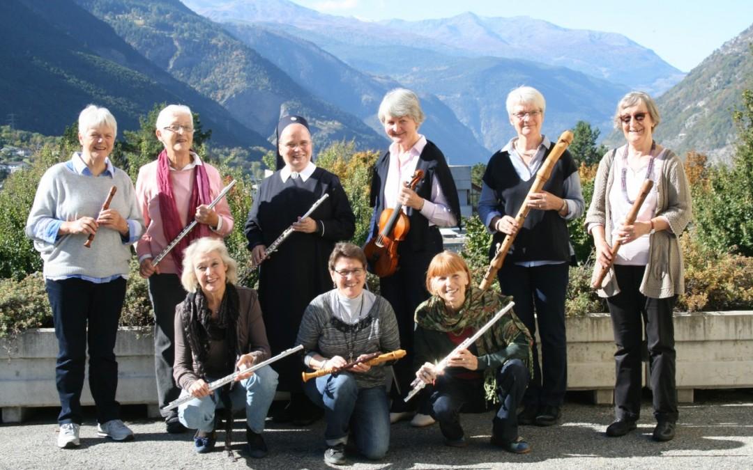 Musiktage in Haus Schönstatt Brig
