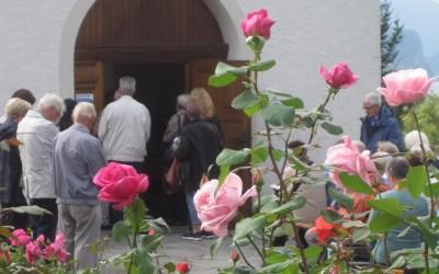 Pfarreiwallfahrten im September 2015