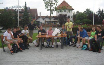 Schönstatt Jungs ü-15 Lager WJT Krakau