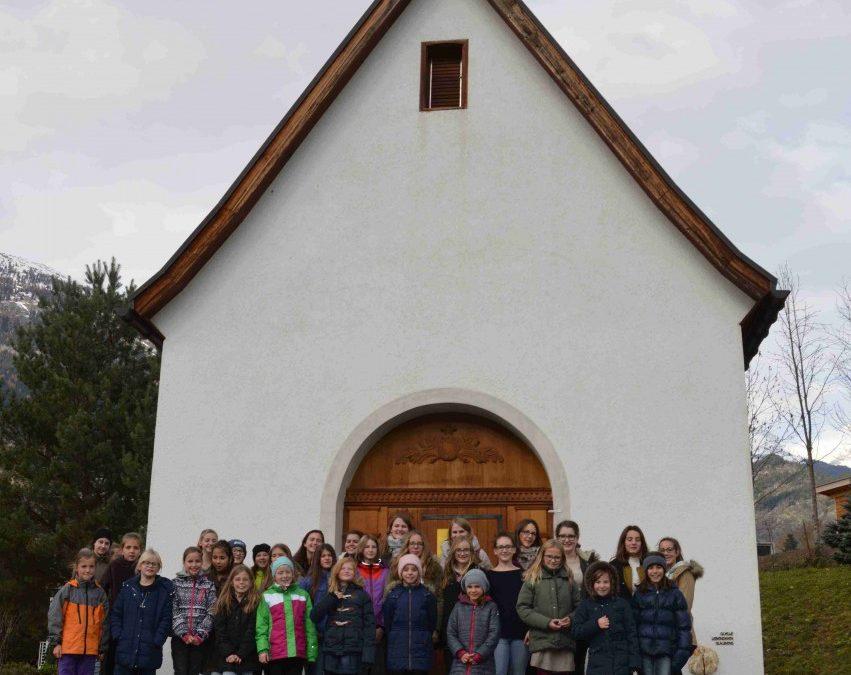 Adventsweekend in Brig