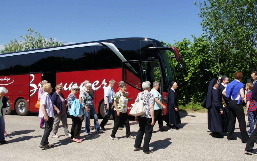 Wallfahrt nach Schönstatt 14. – 19. Juni 2017