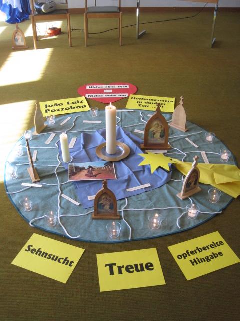Schulungstag vom Pilgerheiligtum für deutsch Sprechende in Quarten am 4. März 2017