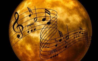 Musik ein Tor zum Himmel