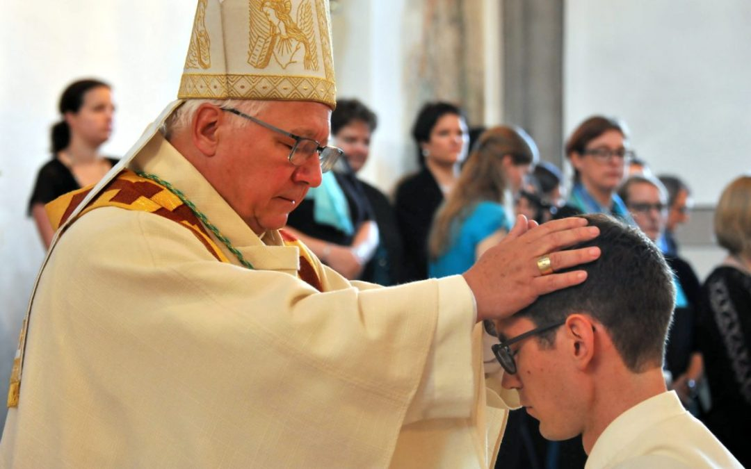 Priesterweihe Raphael Troxler