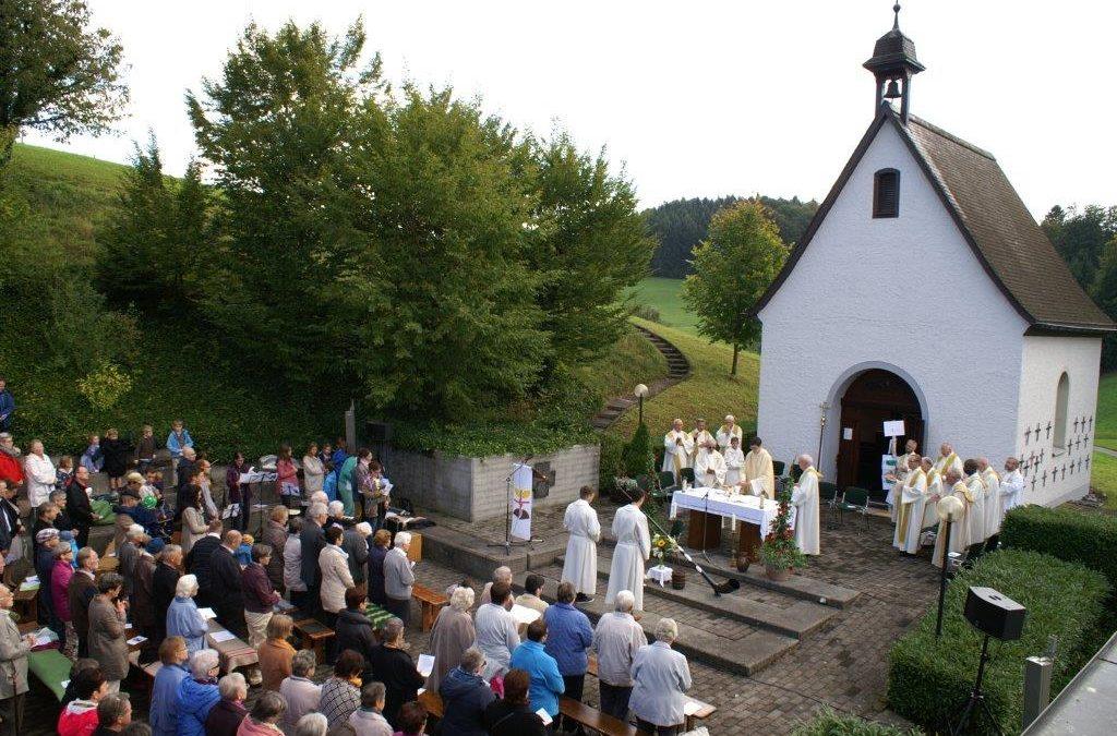 40 Jahre Heiligtum Berg Sion