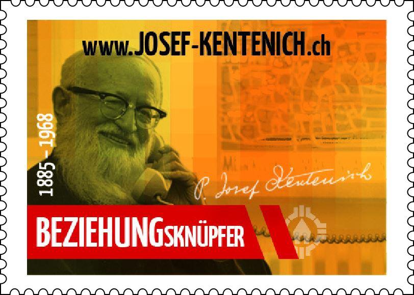 Briefmarkenaktion zum Kentenichjahr