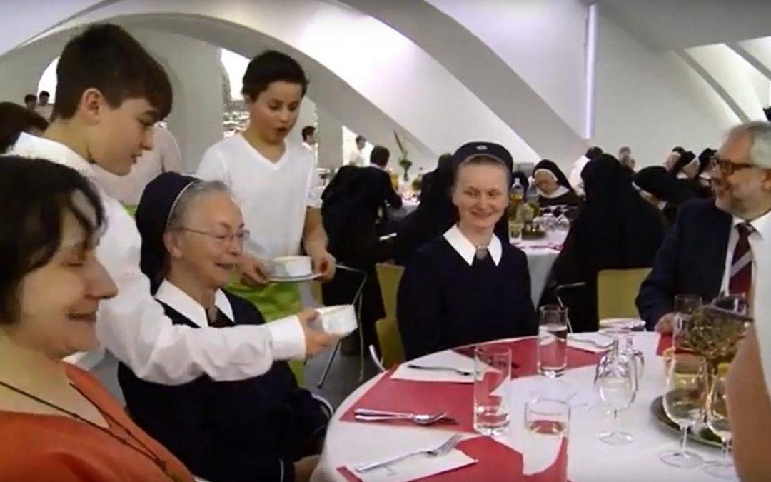 Film über den Ordensleutetag in St. Gallen