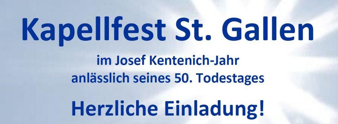 Kapellfest St. Gallen