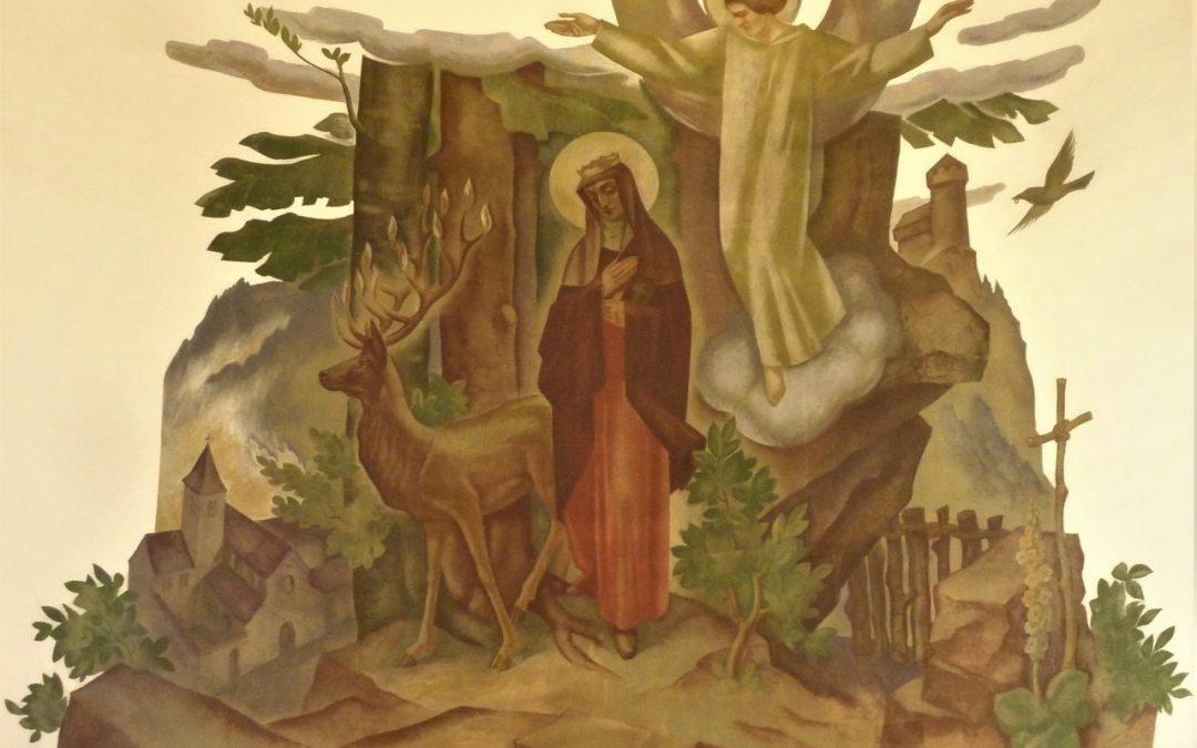 Kulturtag des Mariengartenkreises der Familienliga vom 8. Okt. 18