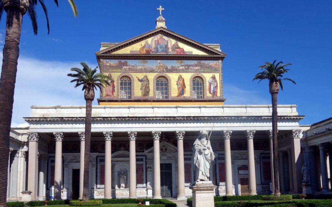 Die ewige Stadt Rom entdecken